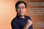 Youngest Billion-Dollar CEO in China, 33 Year Old Cheng Wei.