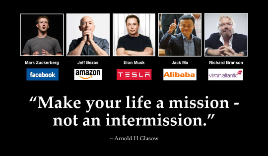 Make Your Mission A Movement