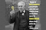 Hundred Failure Before Your Big Success