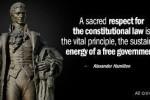 Think Big Like Alexander Hamilton